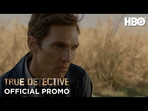 True Detective Season 1 (Promo 'Quiet')