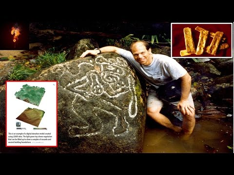 Ancient City Full Of Gold Found In Central America?
