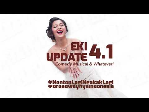 EKI Update 4.1 Comedy Musical & Whatever
