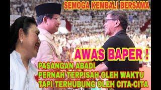 Download Video Bikin Baper | Rocky Gerung Goda Titiek Suharto Dan Prabowo Dengan Istilah PADI | Moga Bersama Lagi ! MP3 3GP MP4