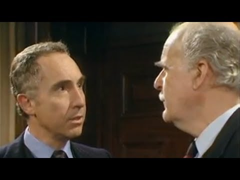 You're a Banker | Yes, Minister | BBC Studios