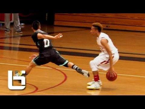 Senior - Here is Jordan McLaughlin's final Ballislife season mixtape concluding his impressive high school career for Etiwanda. Jordan was dealing with a shoulder inj...