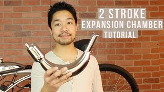 Learn how an expansion chamber on your 2 stoke bike will boost it's performance. Plus a quick installation guide on how to install you new expansion chamber.Click here for more details on expansion chambers ► http://bit.ly/1VHYOMEBikeBerry.com ►http://bit.ly/1FZ8nPpFacebook ► http://on.fb.me/1wWG4fDInstagram ► http://bit.ly/1aM3WxZTwitter ► https://twitter.com/bikeberrycomEverything you need to make your own Motorized Bicycle.