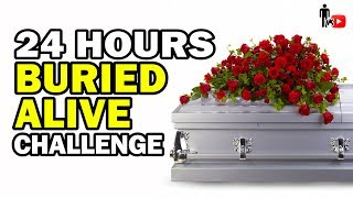 Video Spending 24 Hours in a Coffin *INTENSE* MP3, 3GP, MP4, WEBM, AVI, FLV Oktober 2018