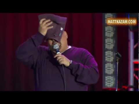Sweating - Stand Up Comedy Clip From Matt Kazam Special