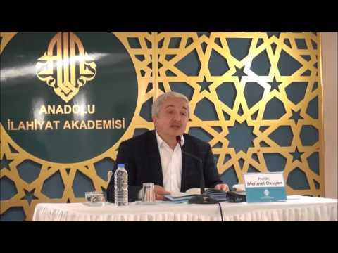 Prof. Dr. Mehmet OKUYAN ile ''KUR'AN BİZİM NEYİMİZ OLUR?'' Konulu Konferans