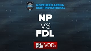 NP vs FDL, game 1