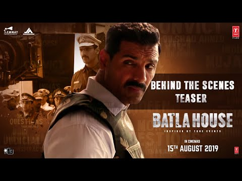 Recreating Batla House - Teaser | John Abraham, Mrunal Thakur, Nikkhil Advani | Releasing 15th August