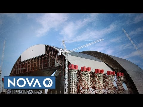 Building Chernobyl's MegaTomb Preview