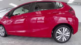 Honda Fit DX 2017 youtube video