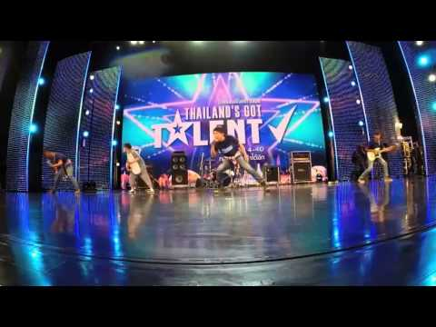 Thailand's Got Talent .รักมา 5 ปี .SL Music.