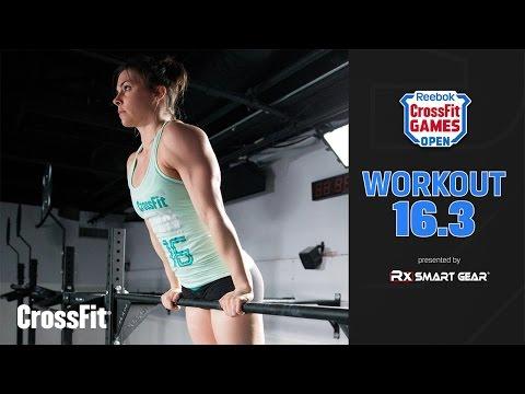 Open Workout 16.3 Standards