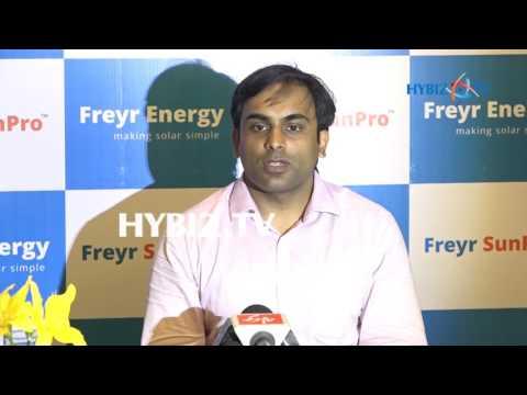 , Saurabh Marda-Freyr Energy SunPro Mobile App