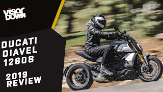 8. Ducati Diavel 1260S 2019 First Ride Review