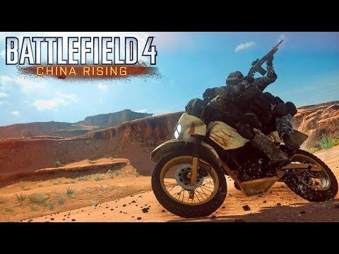 Игровые посиделки в Battlefield 4: China Rising