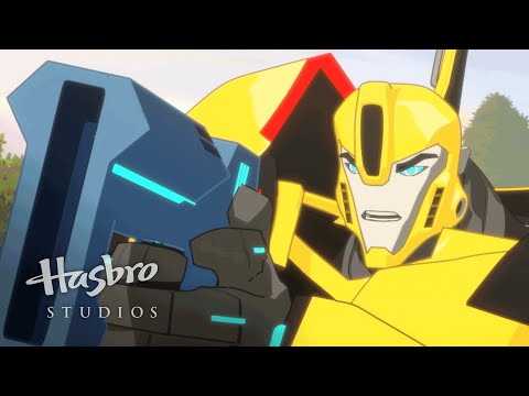 robots in disguise - Picking up where Transformers Prime left off… A Decepticon prison ship crash lands on Earth and Optimus Prime summons Bumblebee to lead a rag-tag team of Aut...