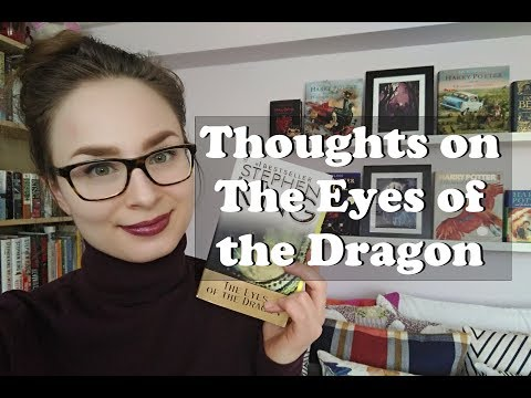 Thoughts On   The Eyes of the Dragon by Stephen King