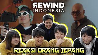 Download Video NGAKAK! REAKSI ORANG JEPANG LIAT YOUTUBE REWIND INDONESIA 2018 - RISE MP3 3GP MP4
