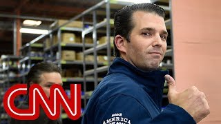 Trump Jr.'s history of conspiracy theories