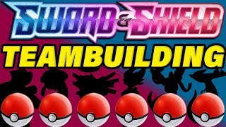 COMPLETE Pokemon Sword and Shield Team Building Guide! Build The Best Pokemon Sword and Shield Team! by Verlisify