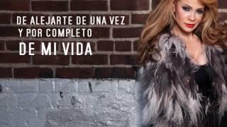 Miriam Cruz - Salí de ti (vídeo lyrics)