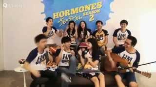 Hangouts On Air กับทีมนักแสดง Hormones วัยว้าวุ่น