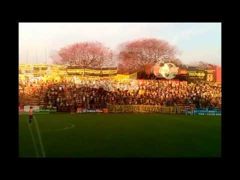 LA RAZA AURINEGRA en 2 bocas contra sol Clausura 2014 [HD] - La Raza Aurinegra - Guaraní de Asunción