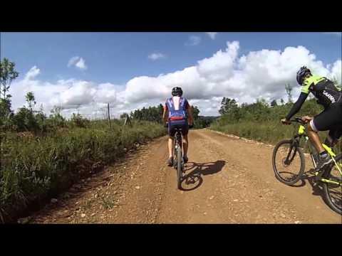 Passeio ciclístico até o Morro Cerro Branco