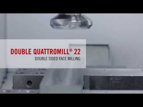FRÉZY DOUBLE QUATTROMILL™ 22