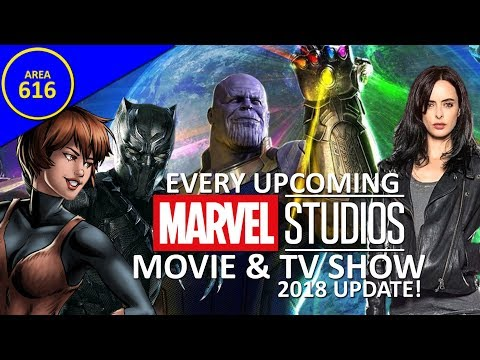 All Upcoming MCU Movies & TV Shows (2017 Update)