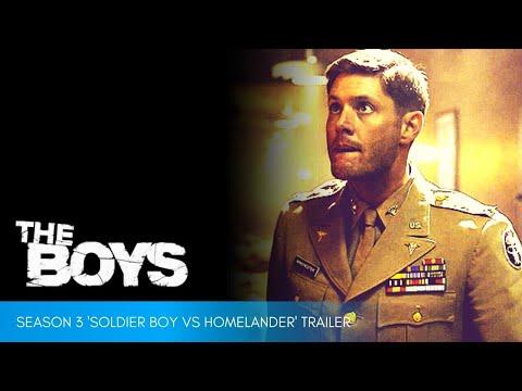 THE BOYS Season 3 (2021) Teaser Trailer Feat. Jensen Ackles's Soldier Boy 2 | Amazon Prime Video