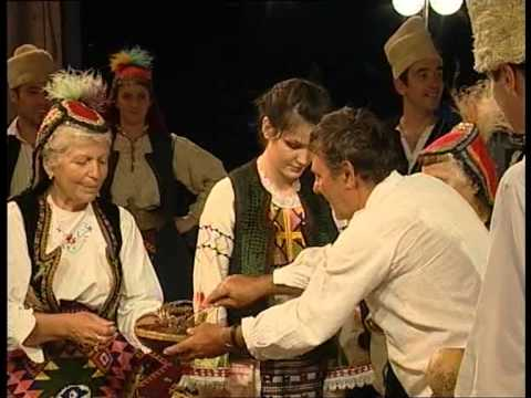 """Vršački venac 2012"": KUD ""Kovilje"" - Svadbeni običaji iz okoline Niša"