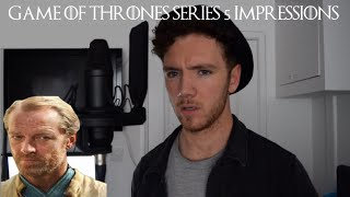 In this funny impressions video I will be doing as many characters from the game of thrones cast (Series 5) as possible, suggested by my subscribers. The cast of ...