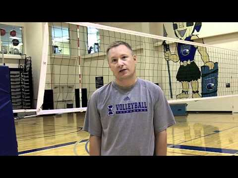 Tony Graystone Interview - First Day of Volleyball Practice