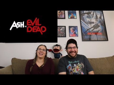Ash Vs Evil Dead - 3x2 BOOTH THREE Reaction / Review
