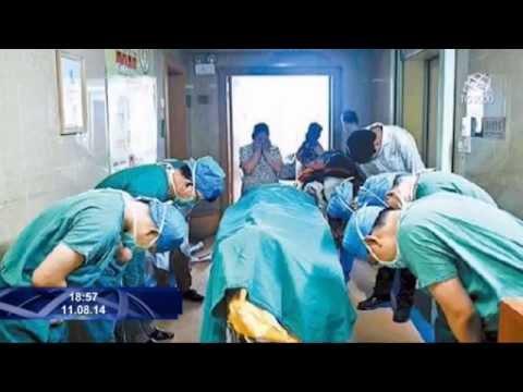 cina: bambino scopre di avere tumore e decide di donare gli organi!