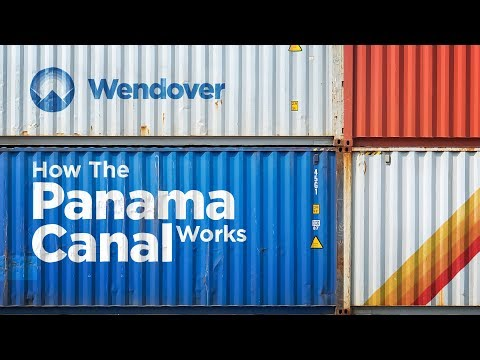 The Eighth Wonder: How the Panama Canal Works