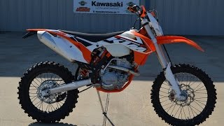 6. $9,599: 2015 KTM 350 XCF-W Overview and Review