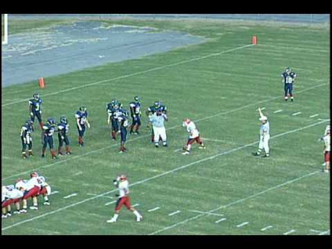 Jackson High vs Putnam Co High '08