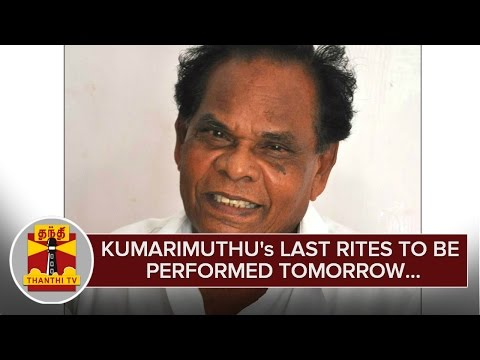 Veteran-Actor-Kumarimuthus-Last-Rites-to-be-Performed-Tomorrow-01-03-2016