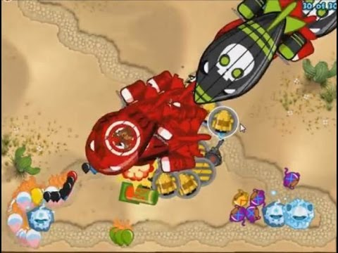 Bloons Monkey City-  Crazy Awesome Hour Special