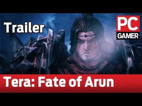 exclusive - An exclusive reveal of TERA: Fate Of Arun, the first expansion to Bluehole Studio's MMO.