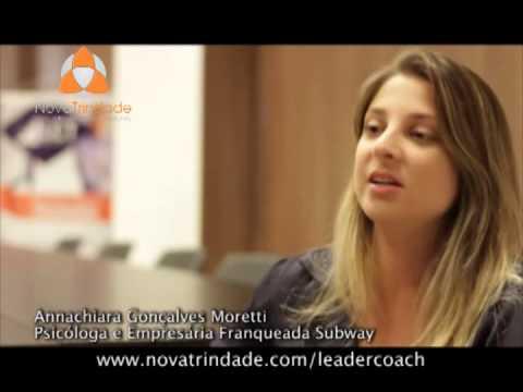 Depoimentos - LEADER COACH em Santos   NOV 2012
