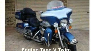 6. 2006 Harley-Davidson Electra Glide Ultra Classic - Details