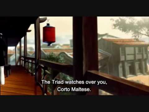 Interview(Maltse)Pt1 - La cour secrète des Arcanes (subtitled in english) _Directors: Pascal Morelli _Writers: Hugo Pratt, Natalia Borodin, Pascal Morelli, Thierry Thomas _Genre: A...