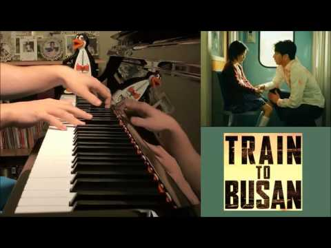"""Train To Busan (부산행) - """"Aloha Oe"""" (Ending Su-an Song In Tunnel) (Piano Cover by Amosdoll)"""