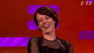 Video Claire Foy Is Hilarious MP3, 3GP, MP4, WEBM, AVI, FLV Januari 2019