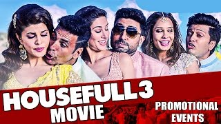 Nonton Housefull 3 Movie (2016) Promotional Events | Akshay Kumar, Riteish Deshmukh, Abhishek Bachchan Film Subtitle Indonesia Streaming Movie Download
