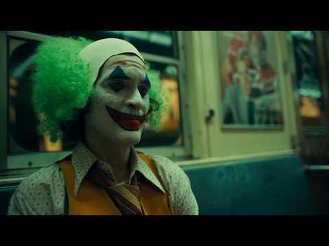 Joker Commits His First Crime || Train Scene - Joker(2019) Movie Clip