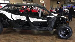 6. 2018 CAN-AM MAVERICK X3 MAX TURBO C000175